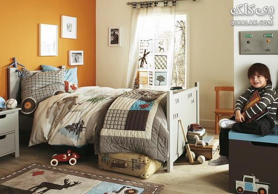 مدل طرح های دکوراسیون اتاق خواب کودکان