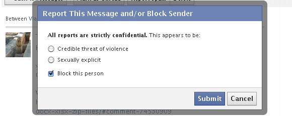 ۵ روش برای مسدود کردن افراد مزاحم در فیسبوک