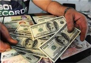 دلار در بازار تهران نزولی شد