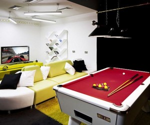 تصاویری زیبا از دفتر جدید شرکت گوگل در دوبلین
