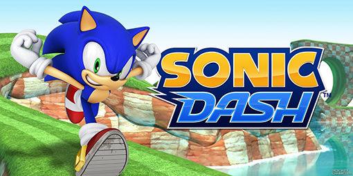 دانلود بازی sonic dash برای کامپیوتر