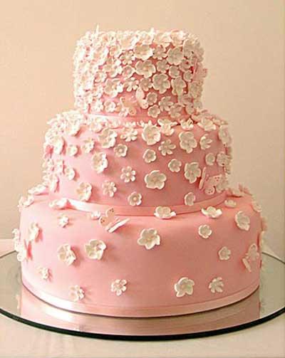 جدید ترین مدل های کیک عروسی میهن فال