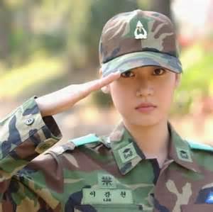سربازی رفتن دختران (طنز)