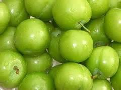 کاهش چربی خون با گوجه سبز