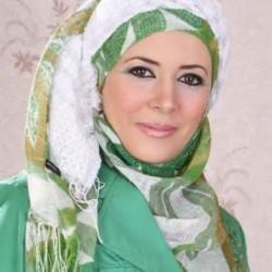 هماهنگی آرایش با شال و روسری