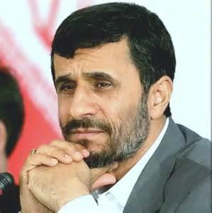 خواستگاری یک پیر زن از احمدی نژاد!!