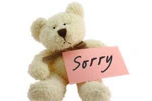 چگونه عذرخواهی کنم؟