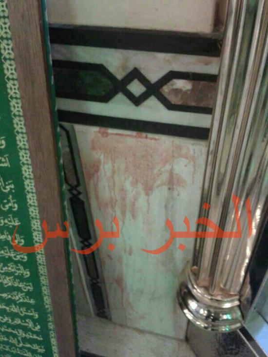 معجزه در مرقد دختر امام حسین (ع) + عکس