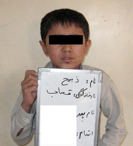 عجیب ترین سارق تهران دستگیر شد + عکس