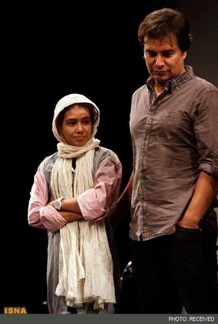 همسر بهاره رهنما از حسادت به یک دختر 15 ساله میگوید + عکس