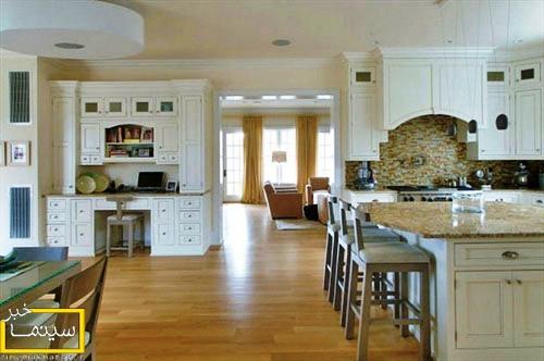 5 عکس از خانه جدید و بسیار زیبای جنیفر لوپز