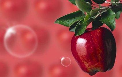 به کودکتان هر روز یک سیب بدهید