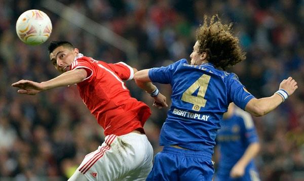 قهرمانی دقیقه 90 چلسی در لیگ اروپا