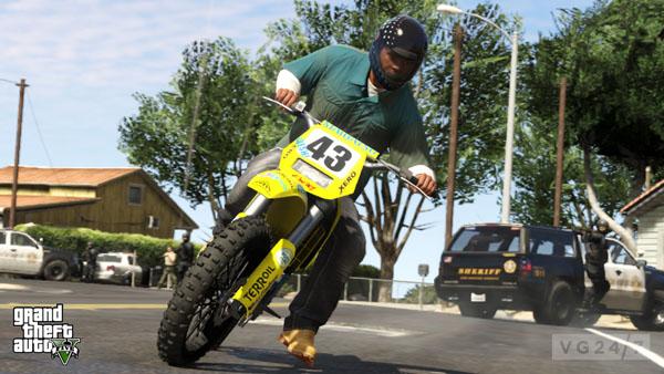 Pictures GTA V Tafrih4all 1 عکسهای جدید بازی GTA V