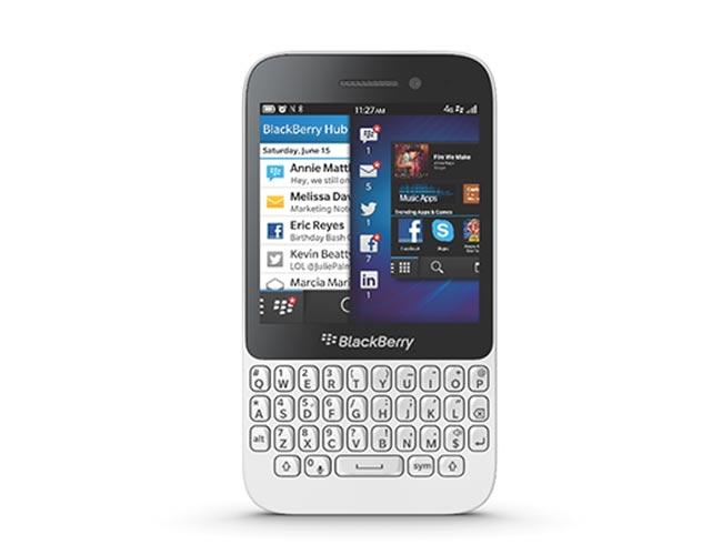گوشی هوشمند BlackBerry Q5 معرفی شد