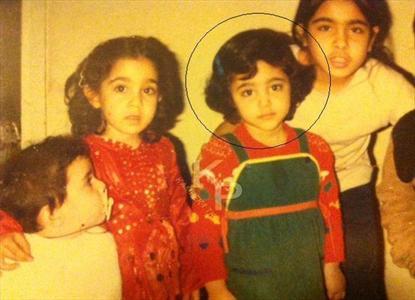 کودکی گلشیفته فراهانی + عکس