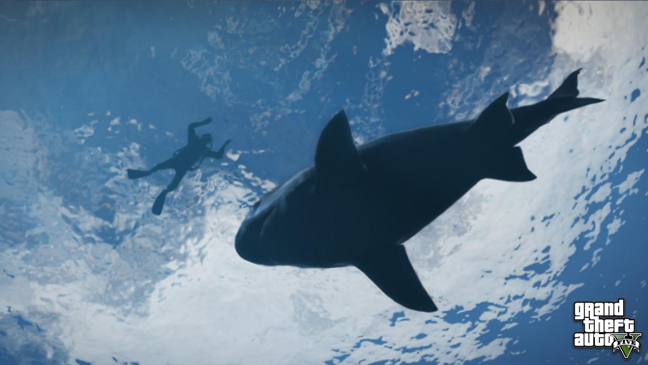 عکسهای جدید بازی GTA V