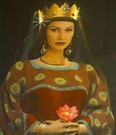اولین فرمانده زن ایرانی