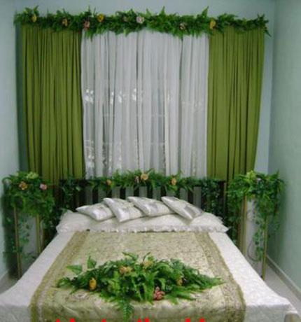 تزیین اتاق عروس