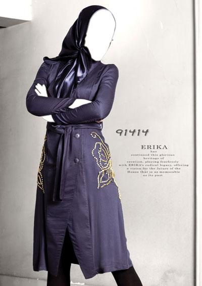 مدل مانتو فانتزی زنانه 1392