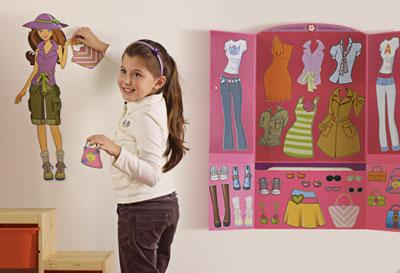 برچسب دیواری اتاق کودکان