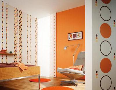طرح های زیبا و جدید کاغذ دیواری