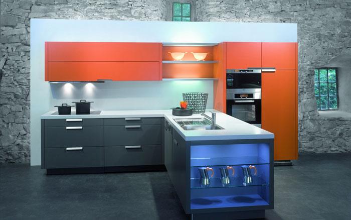 مدل های جدید دکوراسیون آشپزخانه