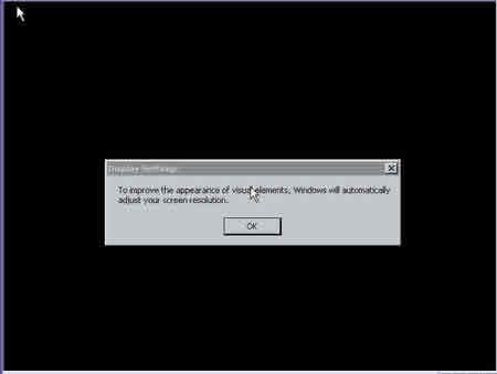 آموزش تصویری نصب ویندوز xp