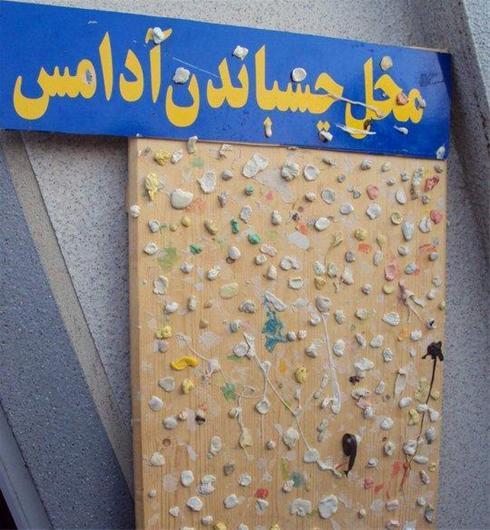 سوتی های خنده دار ایرانی + تصاویر
