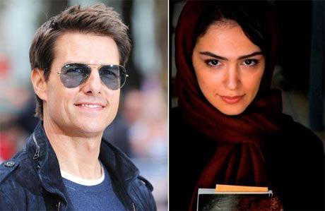 ازدواج جنجالی تام کروز با بازیگر زن ایرانی +تصویر