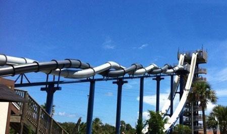 13708903223 زیباترین سرسره های پارک های آبی دنیا +تصاویر