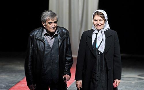 بازیگران ایرانی که با هم ازدواج کردند + تصاویر