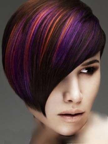 23 جدیدترین مدل رنگ موهای سال 2013