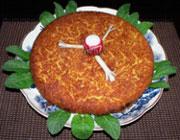 طرز تهیه تهچین گوجه و بادمجان