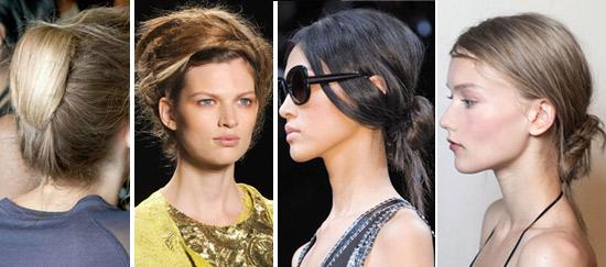 جدیدترین مدل های آرایش مو 2013