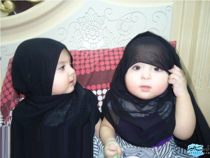 دختران با حجاب به اینا میگن + عکس