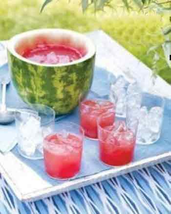 ایده های تازه برای مهمانی های تابستانی