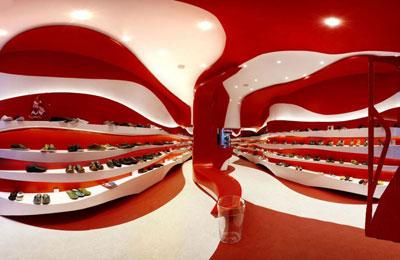 جدیدترین دکوراسیون داخلی مغازه