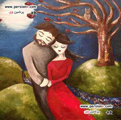 دختری که همسر آینده اش را با نقاشی پیشگویی کرد! +عکس