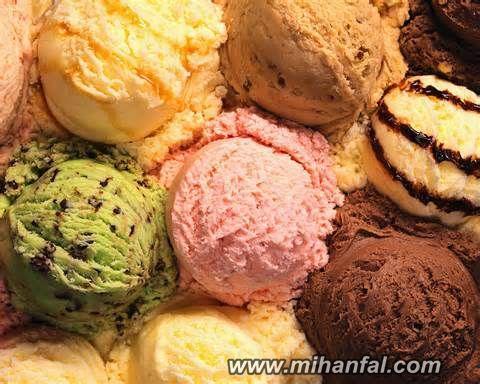 شخصیت شناسی همسر از روی بستنی