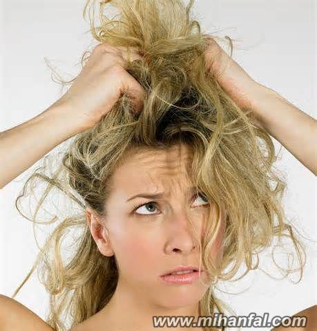 علت و راه حل کم پشتی موهای سر و ابرو