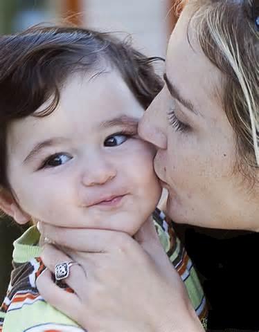 ثواب بوسیدن فرزندان