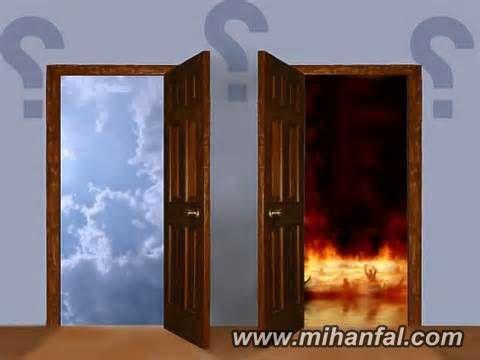 چه کسانی وارد بهشت نمی شوند؟!