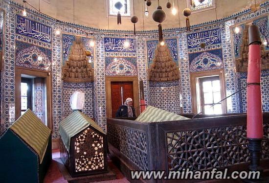 آرامگاه خرم سلطان + تصاویر