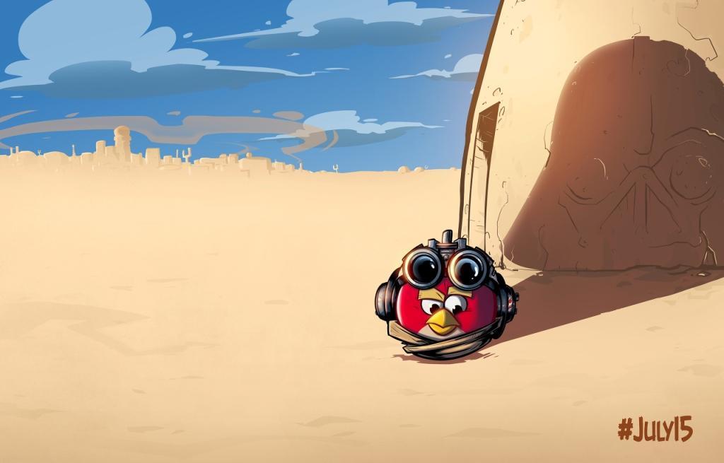 سری جدید Angry Birds معرفی می شود