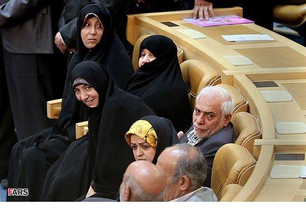 عکس همسر دکتر حسن روحانی