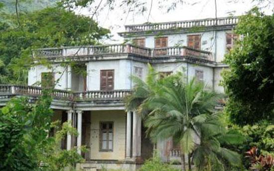 اقامتگاه رضاشاه در جزیره موریس +عکس