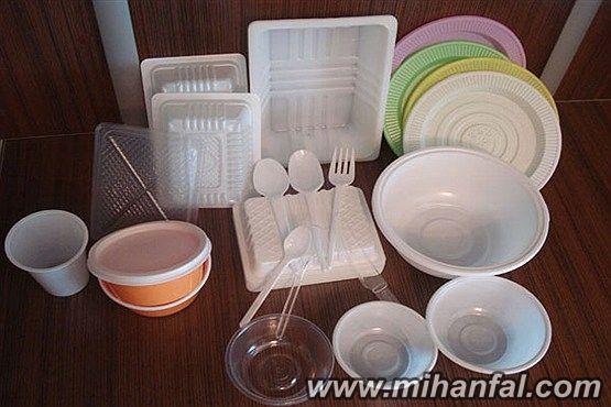از ظروف یکبار مصرف استفاده نکنید