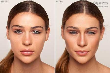 رمز و راز گریم برای آرایش صورت