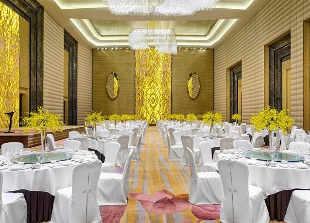 طراحی بینظیر یک هتل در چین +تصاویر